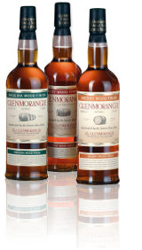 Glenmorangie Port-, Madeira- oder Sherrywood Finish